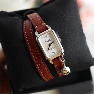 💖NWT COACH Ludlow Watch